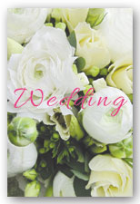 White Rose Invitation