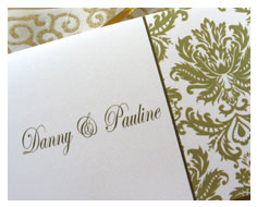 50th wedding anniversary wedding  invitations